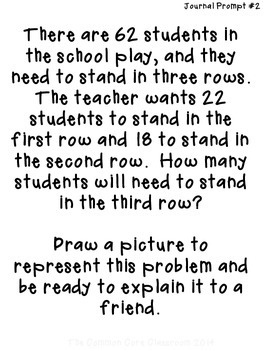 The Common Core Classroom Guide to 2.OA.1: Word Problems -CCSS 2nd Grade