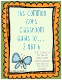 The Common Core Classroom Guide to 2.NBT.6: Add up to four