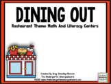 The Common Core Diner! Math And Literacy Creation!