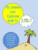 The Common Core Guide to 2.MD.7 - Telling Time - 2nd Grade