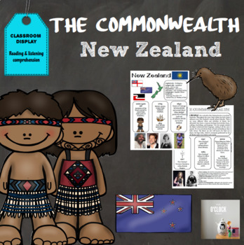 The Commonwealth - New Zealand