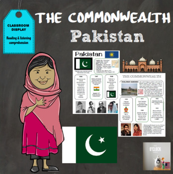 The Commonwealth - Pakistan
