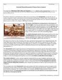 The Communist Manifesto - Primary Source Analysis