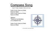 The Compass Directions Song