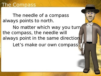 The Compass/Compass Rose