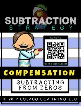 The Compensation Strategy:  a subtraction strategy workbook