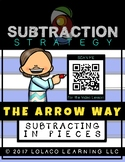 The Arrow Way:  a subtraction strategy workbook