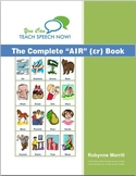 Complete AIR Book: Vocalic R Articulation and Language Workbook