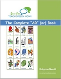 Complete AR Book: Vocalic R Articulation and Language Workbook