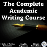The Complete Academic Writing Course