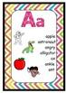 Back to School Alphabet Pack