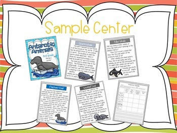The Complete Animal Literacy Centers Bundle