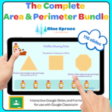 The Complete Area and Perimeter Bundle