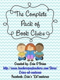 The Complete Book Club Unit: Lesson Plans and Student Sheets
