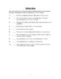 The Complete Book of Chemistry Quizzes, Volume 1