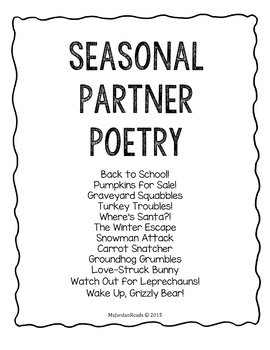 The Complete Partner Poetry Anthology
