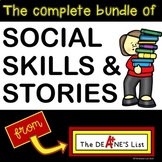 The Complete Bundle of Social Skills and Stories from The Deane's List