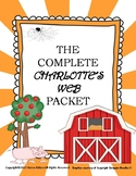 The Complete Charlotte's Web Packet