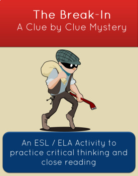 The Complete Clue by Clue Critical Thinking Activity Bundle