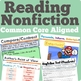 The Complete Common Core Aligned Reading and Writing Bundle