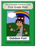 Math Centers First Grade Common Core