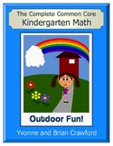 Math Centers Kindergarten Common Core