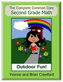 Math Centers Second Grade Common Core