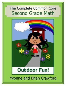 Math Centers Second Grade Common Core