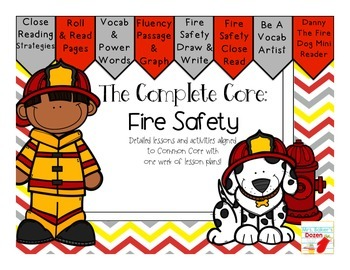 The Complete Core: Fire Safety Lessons and Activities Alig