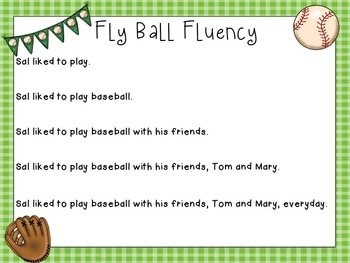 Play Ball! A Close Reading Baseball Unit