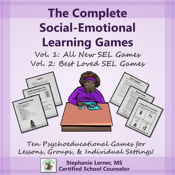 The Complete Social-Emotional Learning Games