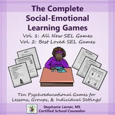 The Complete Social-Emotional Learning Games Bundle