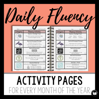 """The Complete """"Daily Fluency"""" Intermediate-Level BUNDLE"""