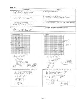 The Complete Distance and Pythagoras