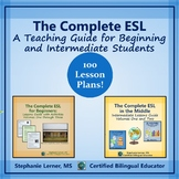 The Complete ESL: A Teaching Guide for Beginning & Interme