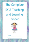 The Complete EYLF Teaching and Learning Binder (Upgraded)
