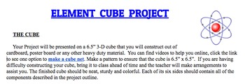The Complete Element Cube Project