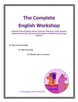 The Complete English Workshop (Bundle 2)