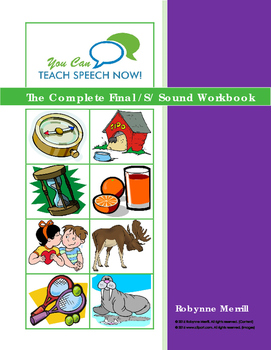 The Complete Final /S/ Sound Workbook