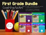 The Complete First Grade Writing Curriculum Companion Guid