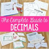 Decimals Unit