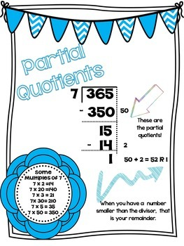 Division Activities and Printables   5th Grade Division