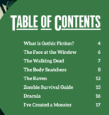 The Complete Guide to Gothic Fiction (Grade 10)