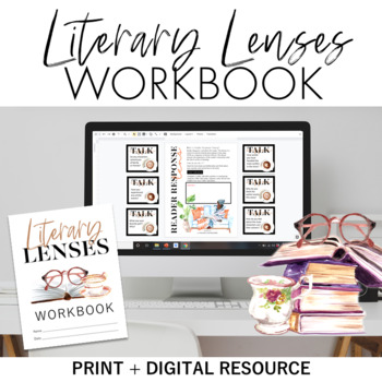 The Critical Reader's Guide to Literary Theory: Literary Lenses Workbook Unit