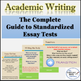 The Complete Guide to Standardized Essay Tests