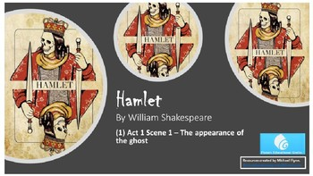 The Complete Hamlet (All Acts and Scenes - twenty 90 minute lessons