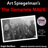 The Complete MAUS Teacher Text Guides and Worksheets