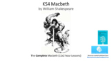 The Complete Macbeth (11x2 hour lessons)