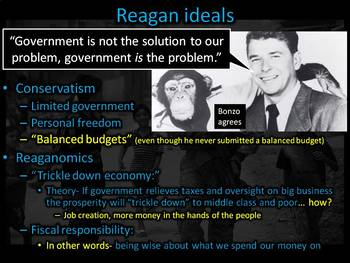 The Complete Modern America Nixon-Current Powerpoint Unit