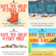The Complete Nate the Great English Novel Studies Bundle for Arabic Speakers